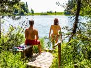 Donau-Ries: Fischer fordern Nacktbadeverbot - und werden enttäuscht