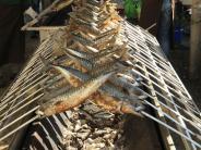 Tradition: Am Karfreitag raucht und dampft es über Pfaffenhofen