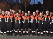 : Lob für die Feuerwehr Pfaffenhofen