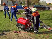 Feuerwehr: Einsatzleute brauchen Praxis