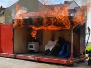 Großes Programm in Lauingen: Da brennt die Hütte in der Mohrenstadt