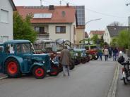 Landmaschinen: Die alten Schätze ausgestellt
