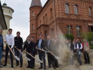 """Wasserwerk Dillingen: Vor dem """"Chrischtkindle 2018"""" soll es fertig sein"""