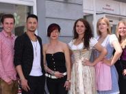 """Miss-Wahlen auf dem Volksfest Wertingen: Perfekt gestylt ins Finale von """"Miss Zusamtal"""""""