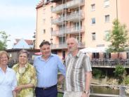 """Initiative: """"Zeit für die Insel"""" mitten in Wertingen"""