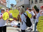 Landkreis/Günzburg: Unterschriften für mehr Klinikpersonal