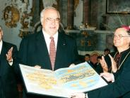 "Landkreis Dillingen: Als Helmut Kohl beim ""Knecht des Landrats"" anrief"