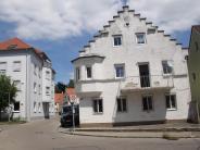 Altstadt: Was geschieht mit dem Wertinger Schramml-Haus?