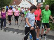 Gottmannshofen: Schikane bei Nordic Walking-Veranstaltung: Läufer verirren sich im Wald