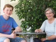 Partnerschaft: Wertinger Schüler erlebt Macron in Paris