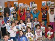 Projekte: Bücher für Kinder, Geräte für Senioren