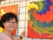 Vernissage: Wenn Gefühle mit Farben einhergehen