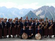 Konzert: Wertinger gastierten auf dem Fellhorn