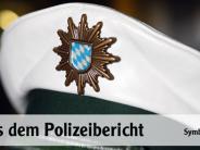 Wertingen: Rollerfahrer flüchtet vor der Polizei