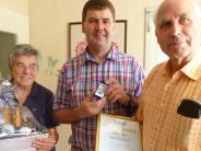 CSU Wertingen ehrt Mitglied: Ein Urgestein der CSU im Zusamtal