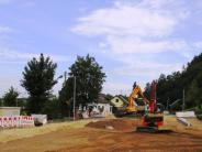 Straßensanierung in Bocksberg: Das Ende der Bauarbeiten ist in Sicht