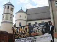Wertingen: Großes Kino im Freien, die Dritte!