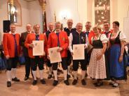 Binswangen: 50 Jahre Musikverein - und kein bisschen leise