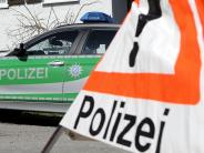 Polizeibericht: Unfall in Buttenwiesen