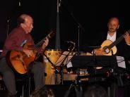 Gitarren-Event in Wertingen: Die Stars an den sechs Saiten