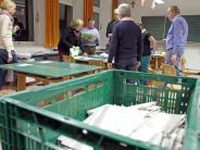 Bundestagswahl: 1300 Wahlhelfer sind im Landkreis im Einsatz