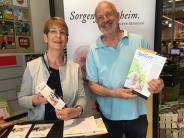 Landkreisausstellung: Senioren beteiligen sich an der Werta