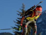 Biathlon: Mit Vollgas in die neue Saison