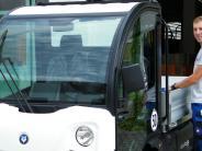 Lautlos in Biberbach: Elektromobil im Dreitagetest