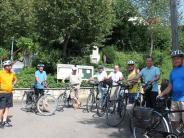 Radelfreunde Frauenstetten: Fit mit Muskelkraft und E-Bike