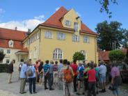 Denkmaltag: Führung im Schloss Emersacker