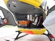 Adelsried: Hubschrauber fliegt 17-Jährige ins Klinikum