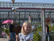 Blumiger Treffpunkt in Wertingen: Wenn Gartenfreunde Zeit zum Bummeln haben
