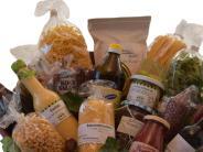 Lebensmittel: Ein Warenkorb, ganz aus der Region