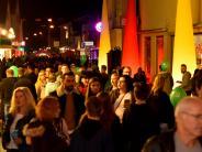 Dillinger Nacht: Flanieren und einkaufen bis Mitternacht