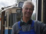 Nostalgie: Das Straßenbahn-Paradies von Unterglauheim