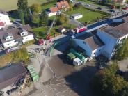 Schwenningen: Explosion: Großeinsatz bei Übung in Schwenningen