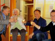 Zum 100.: Viele Glückwünsche zum 100. Geburtstag