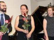 Konzert in Wertingen: Mit Anmut