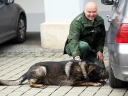 """Unsere Polizei: Er ist Chef und """"Herrchen"""""""