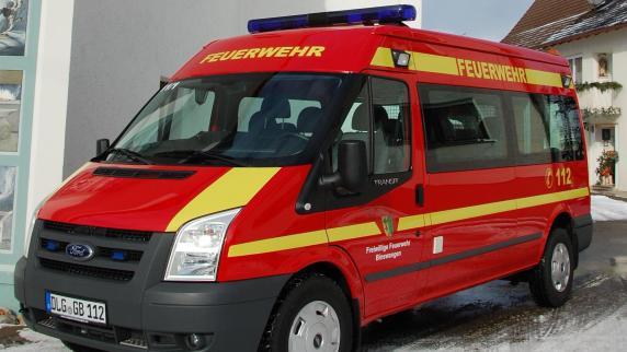 Bürgerversammlung: Ein neues Fahrzeug für Laugnas Feuerwehr