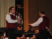 Konzert: Zusamtaler Musikanten versprühen Hochstimmung