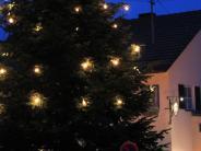 Budenzauber: Nikolaus beschert Kinder in Gottmannshofen