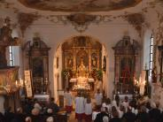 Deisenhofen: Kirchenrenovierung und noch viel mehr gefeiert