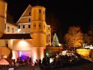 Morgen beginnt Schlossweihnacht: Wertingen lässt sein Schloss wieder leuchten