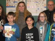 """Mittelschule: Selina überzeugt Jury mit der """"unendlichen Geschichte"""""""
