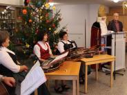 Wertingen: Alle Jahre wieder zum Advent des Altenwerks