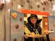 Adventsmärkte: Lebkuchen und Mandelkern...