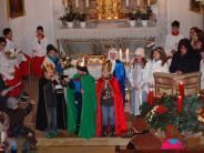 """Weihnachten: Jesus ist weiterhin """"in"""""""