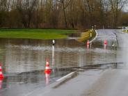 Nach Regenschauern: Egau, Kessel und Nebelbach treten im Landkreis über die Ufer