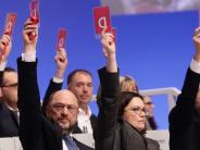 Große Koalition: Spätestens an Ostern sollte die neue Bundesregierung stehen
